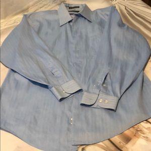 Used men's shirt size 16